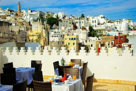 Tour du lịch Moroco