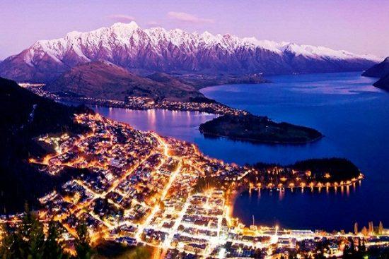 Du lịch New Zealand tháng 4