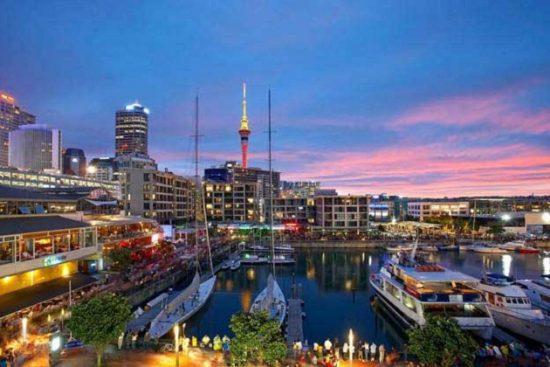 Du lịch New Zealand lý tưởng