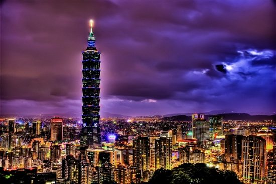 Tour du lịch Đài Loan khuyến mãi