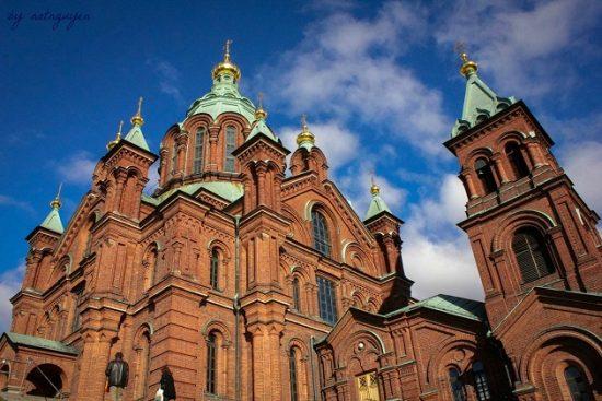 7 điểm du lịch hấp dẫn ở Phần Lan