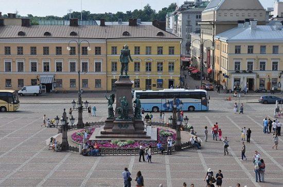 Du lịch Phần Lan