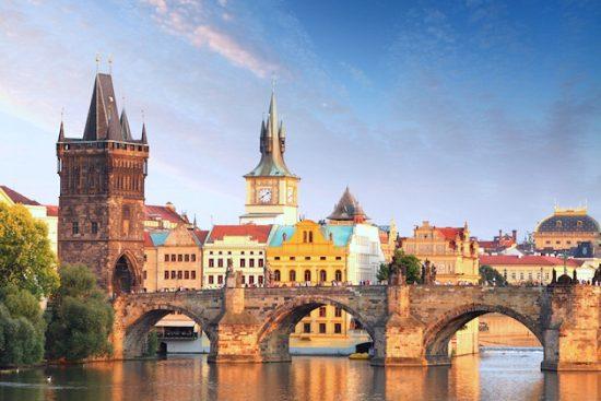 Du lịch Cộng Hòa Czech