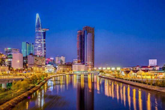 Du lịch Sài Gòn tháng 3