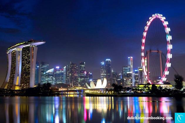 du lich singapore gia re