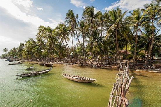 Du lịch đảo Tam Hải