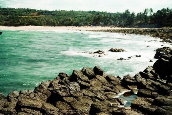 Du lịch đến với đảo Tam Hải