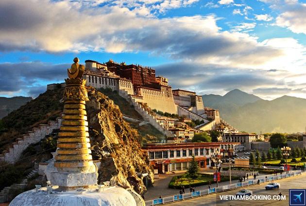 tour du lịch tây tạng trung quốc 9n8d