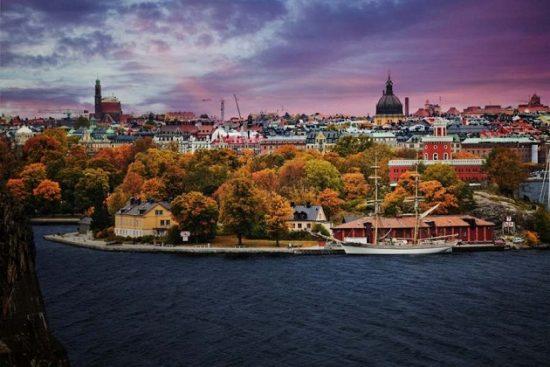 Du lịch Thụy Điển