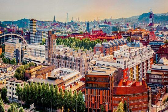 Du lịch Thụy Điển giá rẻ