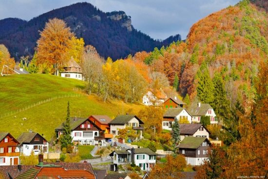 Du lịch Thụy sỹ