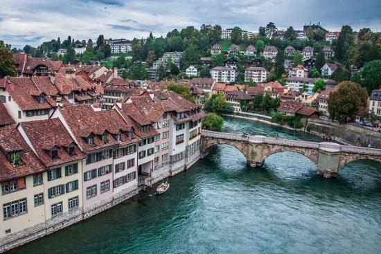 Tour du lịch Thụy Sỹ giá rẻ