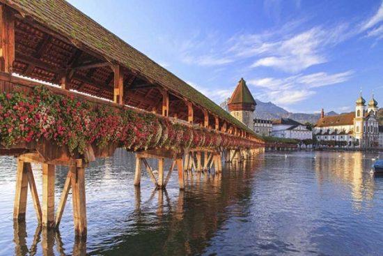 Tour du lịch Thụy Sỹ