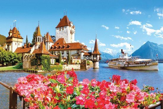 Du lịch Thụy sỹ giá rẻ