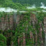 Chiêm ngưỡng ngôi làng Guoliang trên 9 tầng trời ở Trung Quốc