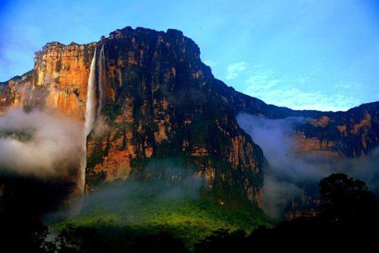 Du lịch Venezuela
