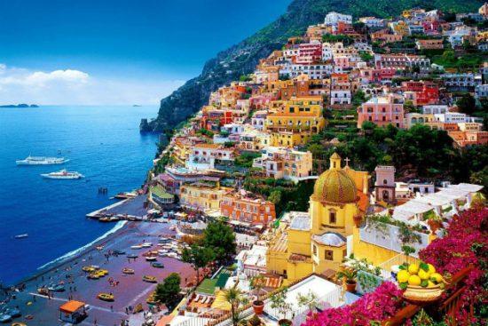 Tiêu điểm du lịch tháng 4 ở Ý