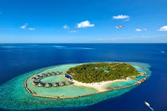 Khách sạn Maldive