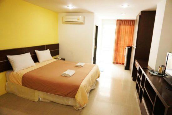 Khách sạn BangKok giá rẻ