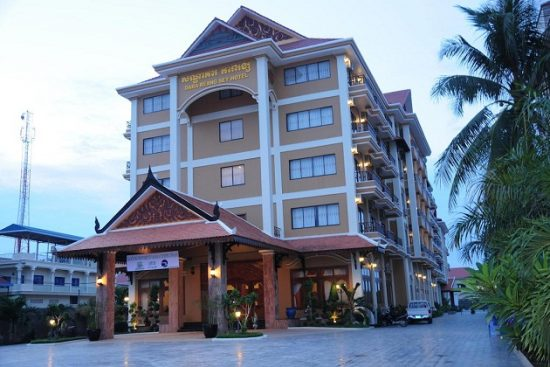 Khách sạn Campuchia giá rẻ