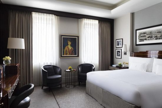 Khách sạn Anh giá tốt