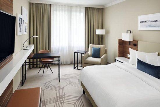 Khách sạn giá rẻ Cộng Hòa séc