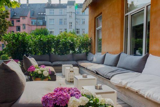 Khách sạn Đan Mạch boutique