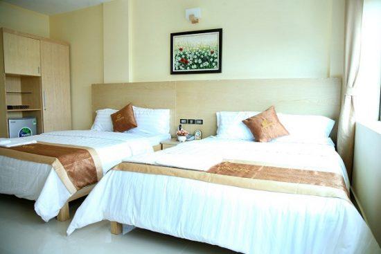 Khách sạn Điện Biên giá rẻ