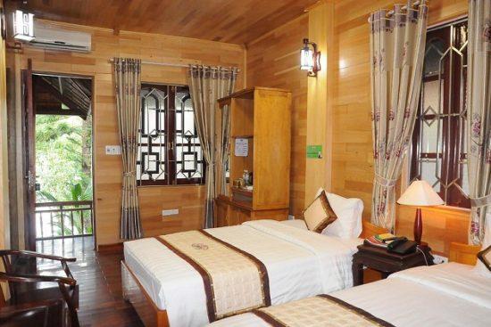 Du lịch Điện Biên với khách sạn nên ở