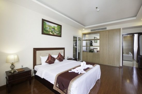 Khách sạn giá rẻ ở Vĩnh Phúc