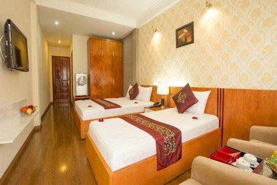 Khách sạn Hà Nội 3 sao giá rẻ