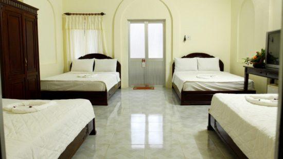 Khách sạn Hàm Thuận Nam 3 sao