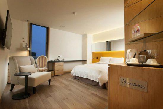 Khách sạn Hàn Quốc 4 sao