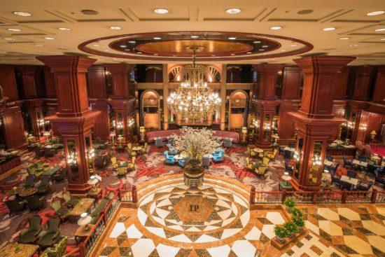 Khách sạn Hàn Quốc sang trọng