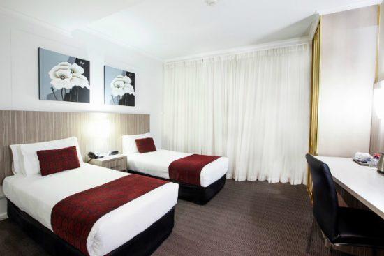 Khách sạn Hàn Quốc giá tốt