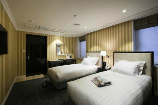 Khách sạn Hàn Quốc được yêu thích nhất