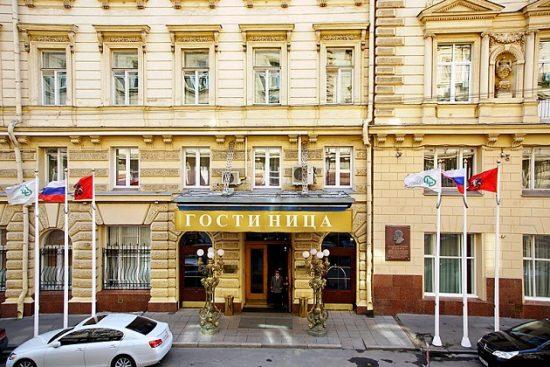 Khách sạn Hungary