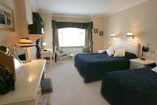 Khách sạn ireland cao cấp