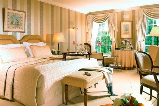 Khách sạn ireland view đẹp