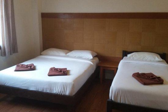 Khách sạn Lào View đẹp