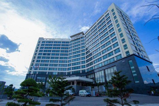 Khách sạn Lào Cai sang trọng