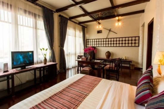 Khách sạn Mai Châu giá rẻ