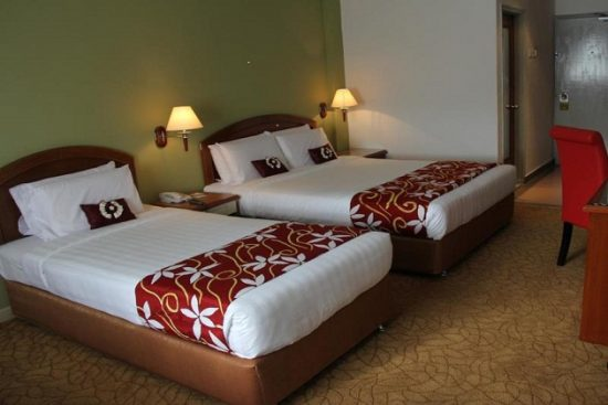 Khách sạn Malaysia có không gian đẹp