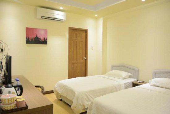 Khách sạn Myanmar giá rẻ