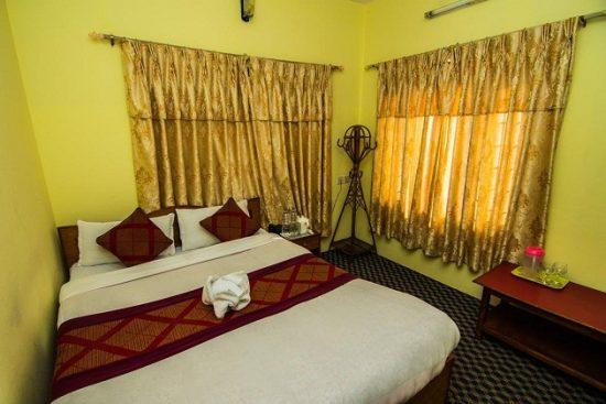 Khách sạn Nepal có view đẹp