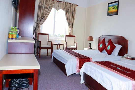 Khách sạn Nghệ An giá rẻ