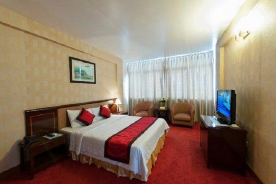 Khách sạn Nghệ An 3 sao