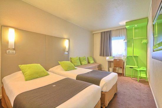 Khách sạn Pháp 4 sao