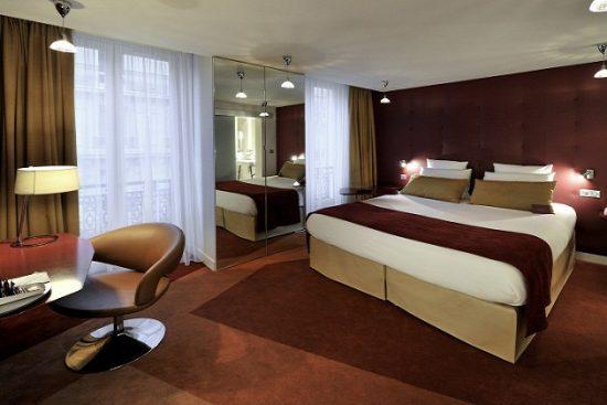 Khách sạn Pháp giá rẻ