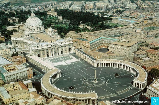 nhung dieu chua biet ve vatican